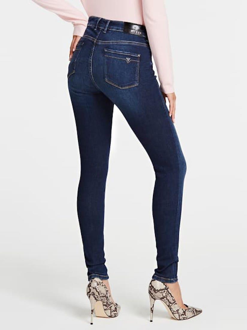Pantaloni Guess amanda W01B88